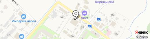 Comepay на карте Григорово