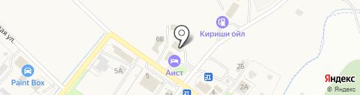 Сеть автомоек на карте Григорово