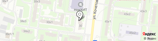 ДомаЧист на карте Великого Новгорода