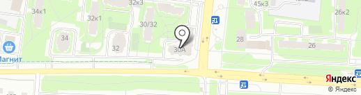 Стандартжилсервис на карте Великого Новгорода