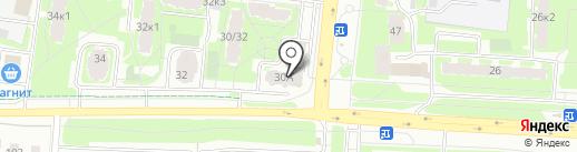 Ателье по пошиву и ремонту одежды на карте Великого Новгорода