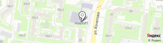 Кейтеринг53.ру на карте Великого Новгорода