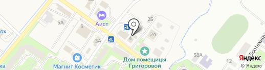 Ажур на карте Григорово