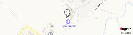 АРХАНГЕЛЬСКИЙ ЛЕС на карте Григорово
