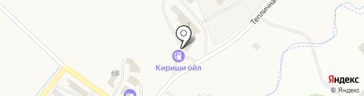 Магазин автозапчастей на карте Григорово
