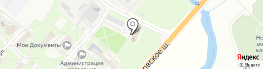 УФМС на карте Панковки