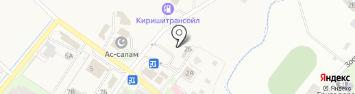 Мастак на карте Григорово