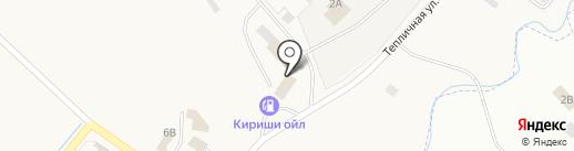 Служба грузоперевозок на карте Григорово