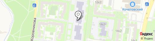 Baby Football на карте Великого Новгорода