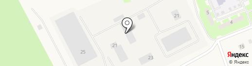 ТехноКров на карте Сырково
