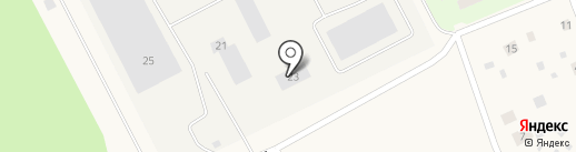 Гейзер на карте Сырково