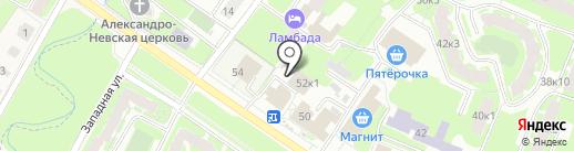 FoxPhoto на карте Великого Новгорода