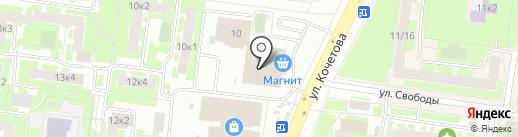 Империя детства на карте Великого Новгорода