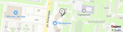 Мечта на карте Великого Новгорода