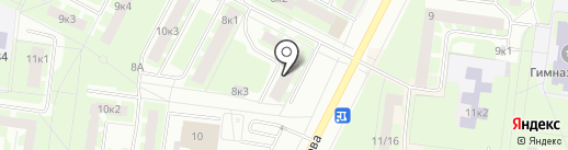 Окна 53 на карте Великого Новгорода