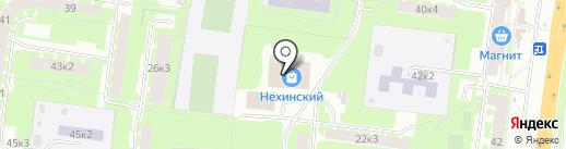 Дольче Вита на карте Великого Новгорода