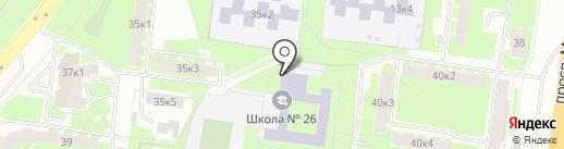 Федерация Киокусинкай на карте Великого Новгорода