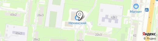 СтройНеруд-СМ на карте Великого Новгорода