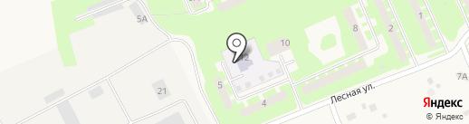 Дошкольное отделение на карте Сырково