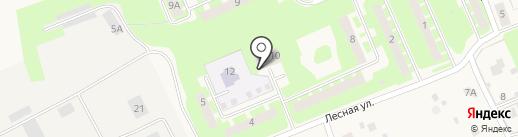 Сырковская врачебная амбулатория на карте Сырково