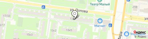 Сантехпомощь на карте Великого Новгорода