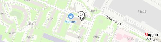 Second hand на карте Великого Новгорода