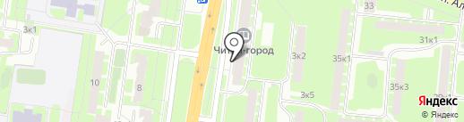 Росгосстрах, ПАО на карте Великого Новгорода