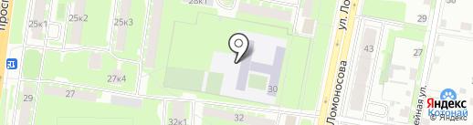 Олимп на карте Великого Новгорода
