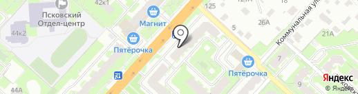 Компьютерные технологии на карте Великого Новгорода