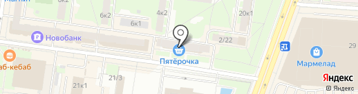 Blonder Beer на карте Великого Новгорода