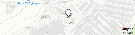 GreenLab на карте Великого Новгорода