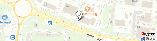 Лифтэксперт на карте Великого Новгорода