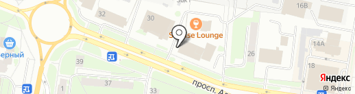 ЙоЙо Пицца на карте Великого Новгорода