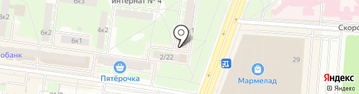 Дебют на карте Великого Новгорода