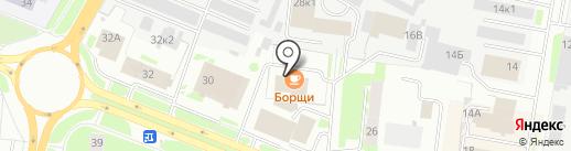 ХочуТорт на карте Великого Новгорода