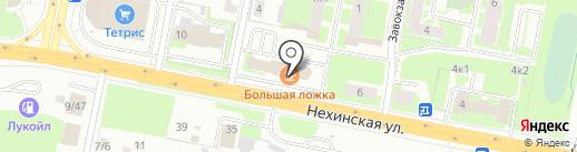 Империя пожарной безопасности на карте Великого Новгорода