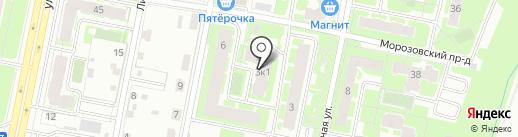 MadeLen на карте Великого Новгорода