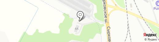 BLACKOUT на карте Великого Новгорода