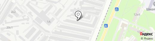 AUTOHELP53.RU на карте Великого Новгорода
