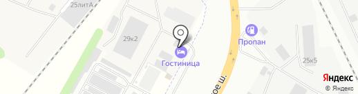 Авто Сфера на карте Великого Новгорода