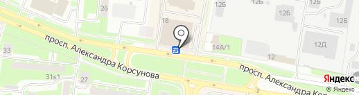 Семейный выбор на карте Великого Новгорода