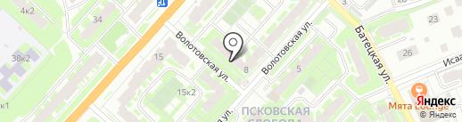 BestVN на карте Великого Новгорода