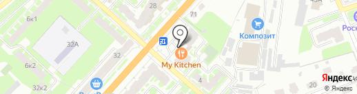 Бинбанк, ПАО на карте Великого Новгорода