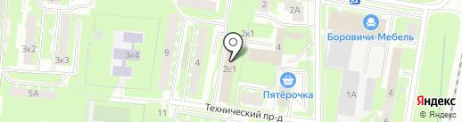 Русский балет на карте Великого Новгорода