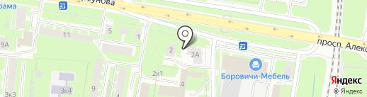 Royal Hair на карте Великого Новгорода
