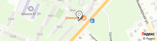 НОВЫЙ ЭЛЕМЕНТ на карте Великого Новгорода