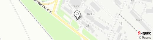 Удачная покупка на карте Великого Новгорода