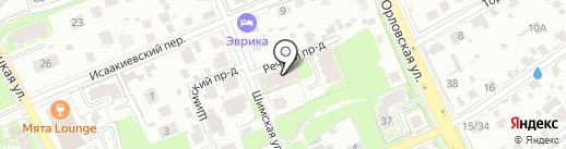 Агентство недвижимости на карте Великого Новгорода