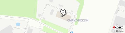 Автопрокат на карте Великого Новгорода