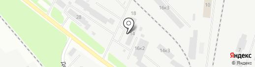 МалерМаркет на карте Великого Новгорода